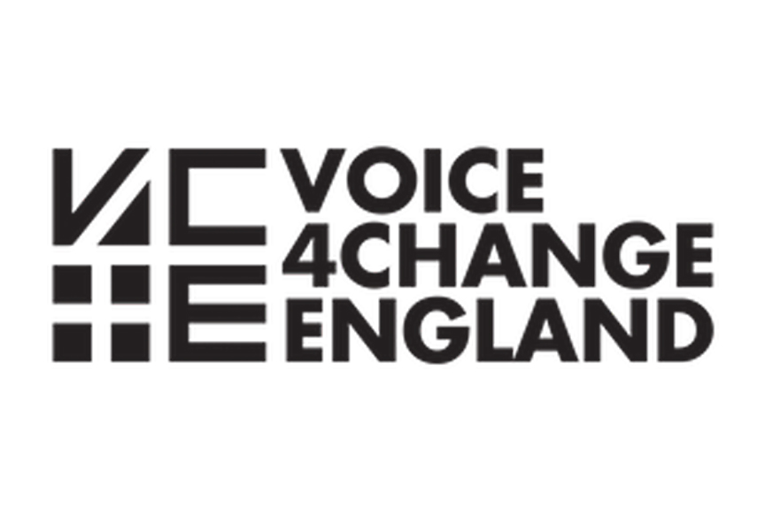 Voice4Change Logo